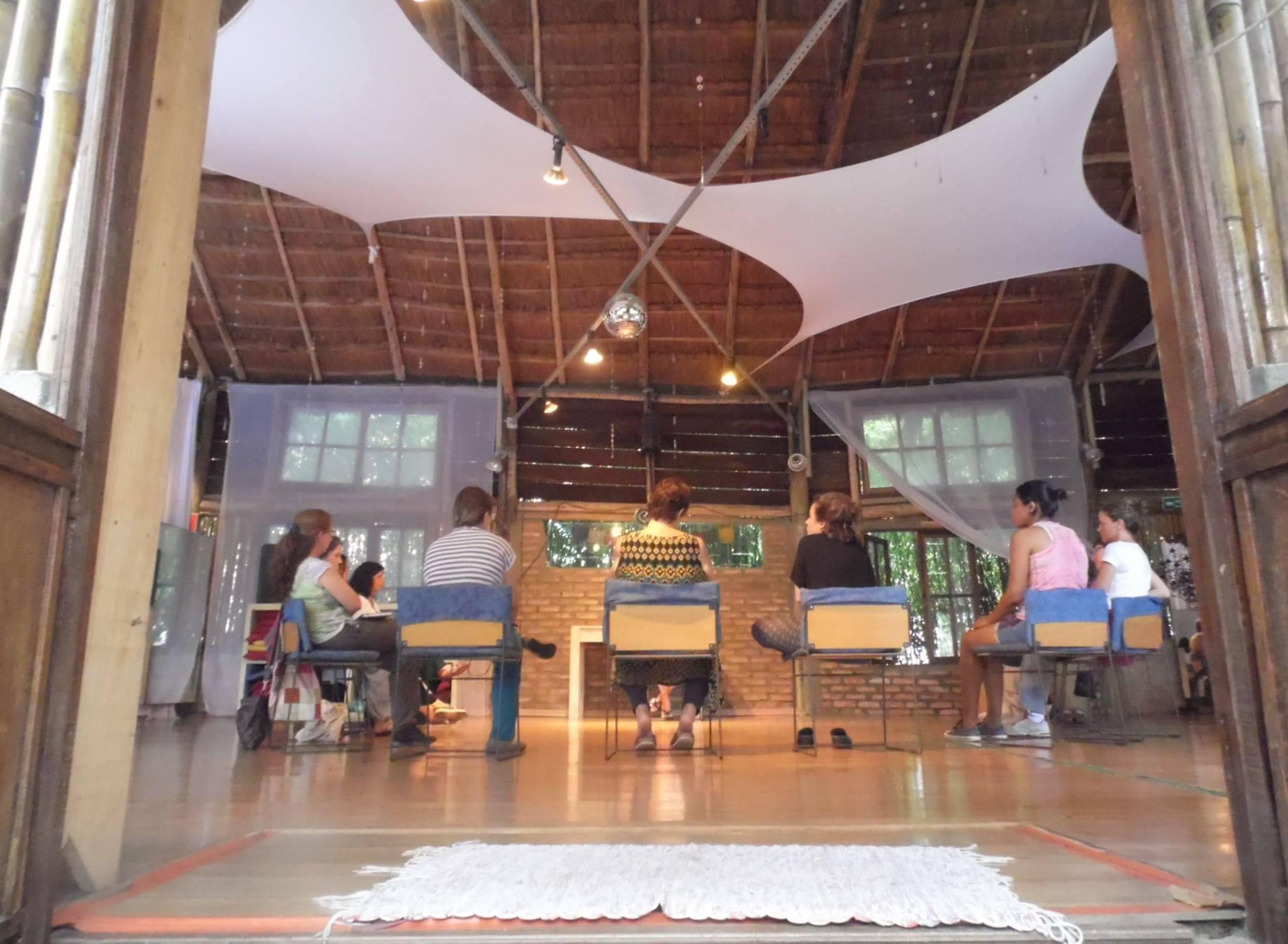 """Workshop """"O não dito"""" – 25 de março"""