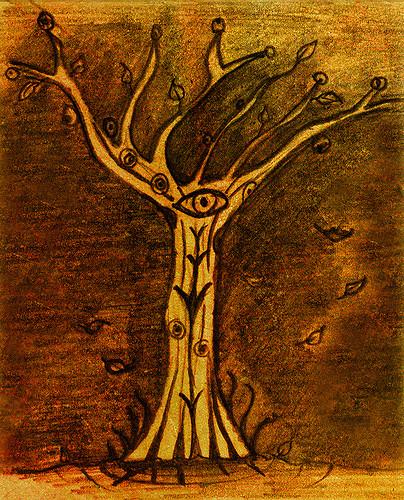 As árvores – Silmara Franco