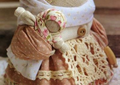 Boneca eslava