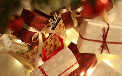 Um presente para o Natal